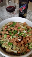smoked-duck-tofu-stir-fry